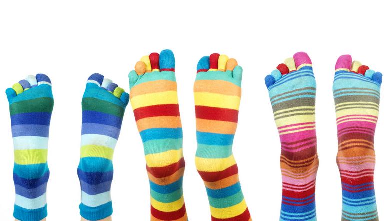 Körper, Kleidung und Farben